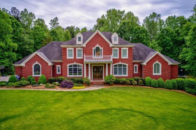 147A Concord Drive, Dawsonville, GA 30534 (MLS #8986494) :: The Heyl Group at Keller Williams