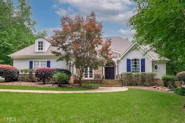 2185 Country Ridge Rd, Milton, GA 30004 (MLS #8986764) :: The Huffaker Group