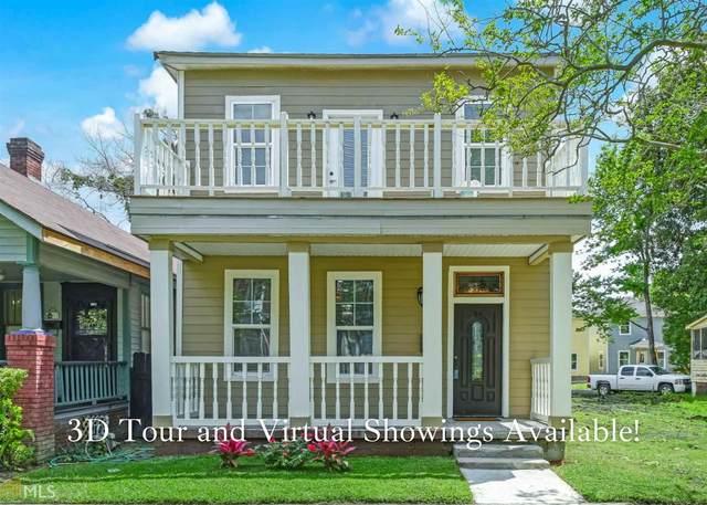 513 E 33Rd St, Savannah, GA 31401 (MLS #8986991) :: Buffington Real Estate Group