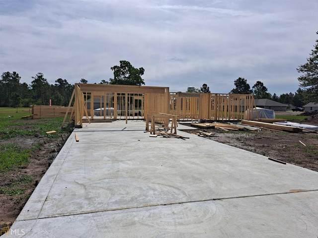 110 Galloway Dr, Folkston, GA 31537 (MLS #8987419) :: RE/MAX Eagle Creek Realty