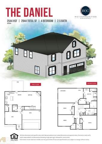 95 Triumph Trail #61, Covington, GA 30016 (MLS #8987438) :: Houska Realty Group