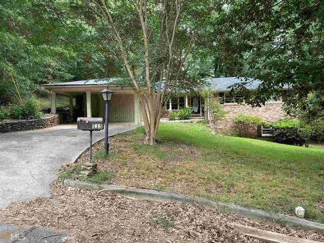 115 Sherwood Ct, Athens, GA 30606 (MLS #8988115) :: Athens Georgia Homes