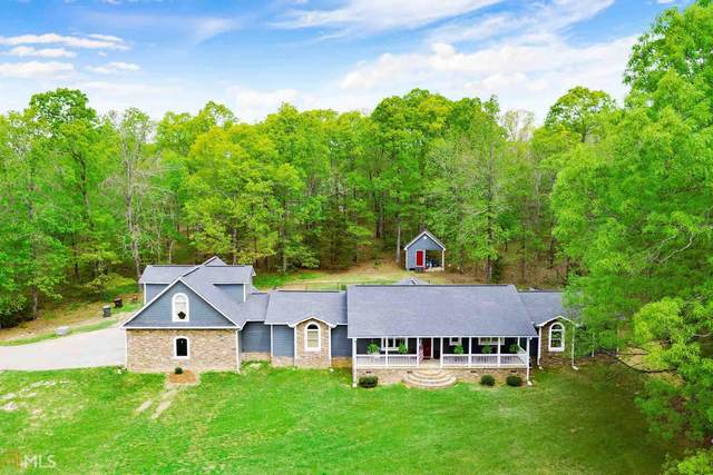 94 Smith Rd, Taylorsville, GA 30178 (MLS #8988618) :: The Realty Queen & Team