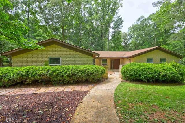 213 Oakmount Dr, Peachtree City, GA 30269 (MLS #8988621) :: Perri Mitchell Realty