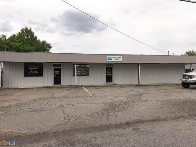 813 S Elbert, Milledgeville, GA 31061 (MLS #8988950) :: Anderson & Associates