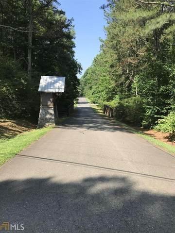 0 Clear Creek Valley Dr - 8 Acs Drive, Ellijay, GA 30536 (MLS #8989253) :: Athens Georgia Homes