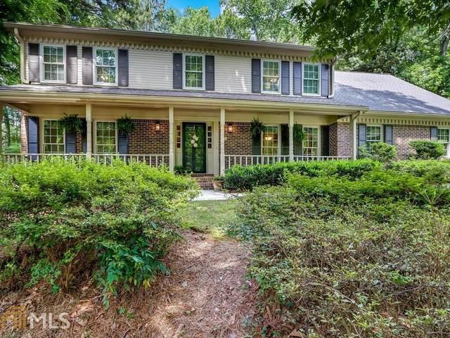 3895 High Shoals Dr, Peachtree Corners, GA 30092 (MLS #8989527) :: Athens Georgia Homes
