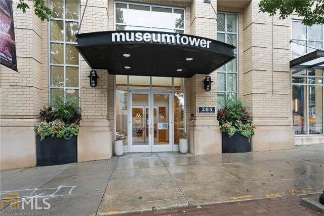 285 NW Centennial Olympic Park Drive, Atlanta, GA 30313 (MLS #8989766) :: Statesboro Real Estate