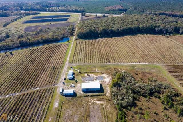 7810 Highway 82, Waynesville, GA 31566 (MLS #8990181) :: RE/MAX Eagle Creek Realty