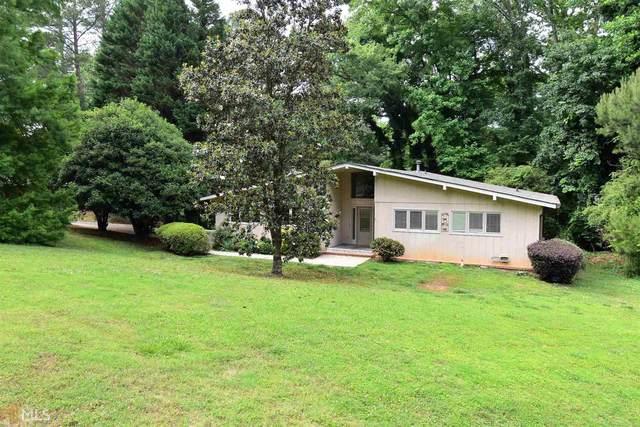 1024 Oak St, Fayetteville, GA 30215 (MLS #8990216) :: Tim Stout and Associates