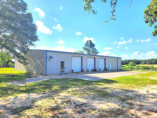 524 Green Oak Road, Lyons, GA 30436 (MLS #8990809) :: Cindy's Realty Group