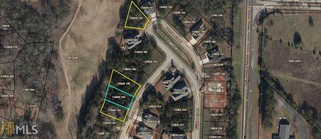 9231 Golfview Circle #18, Covington, GA 30014 (MLS #8990948) :: Athens Georgia Homes