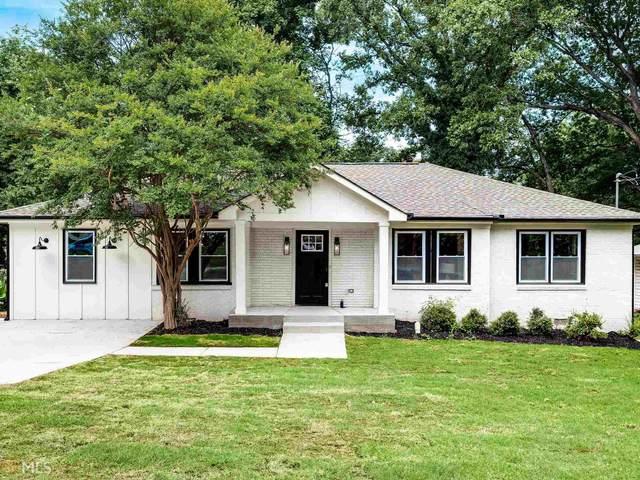 1536 SE Van Vleck Ave, Atlanta, GA 30316 (MLS #8991255) :: Buffington Real Estate Group