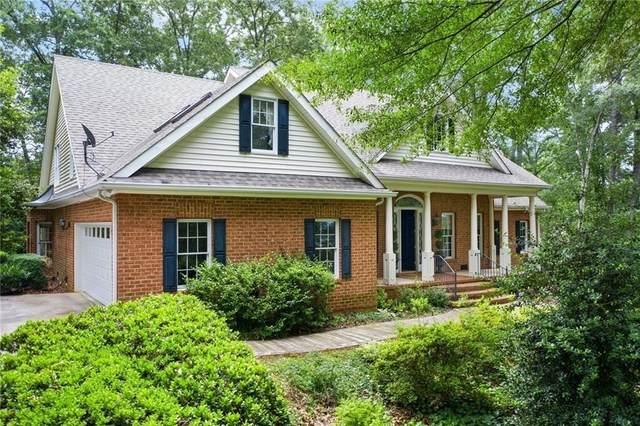 406 Terrell Drive, Cartersville, GA 30120 (MLS #8991813) :: The Heyl Group at Keller Williams
