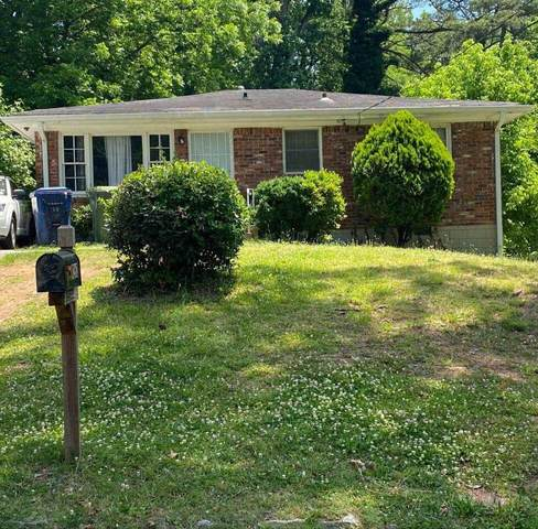 1262 Lorenzo Drive SW, Atlanta, GA 30310 (MLS #8991958) :: Athens Georgia Homes
