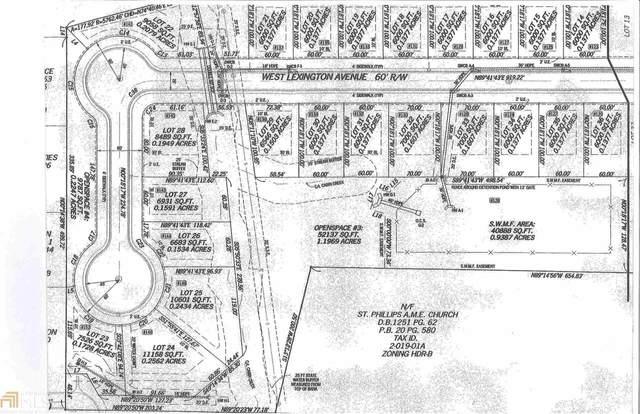 141 W Lexington Avenue, Griffin, GA 30223 (MLS #8991964) :: Athens Georgia Homes