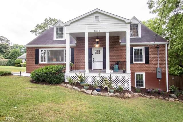 1678 N Druid Hills Rd, Brookhaven, GA 30319 (MLS #8992148) :: Bonds Realty Group Keller Williams Realty - Atlanta Partners