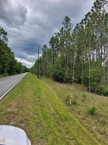42707 Old Dixie Highway, Folkston, GA 31537 (MLS #8992365) :: Athens Georgia Homes