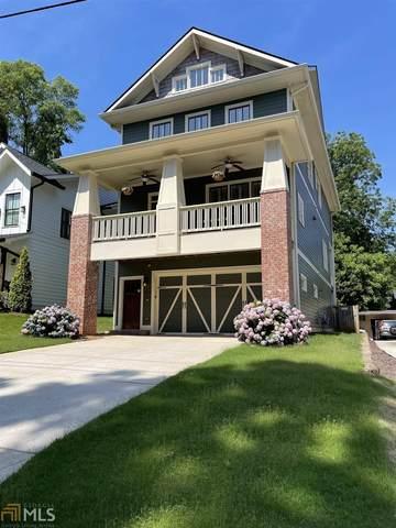 258 3Rd Ave, Avondale Estates, GA 30002 (MLS #8992398) :: Crown Realty Group