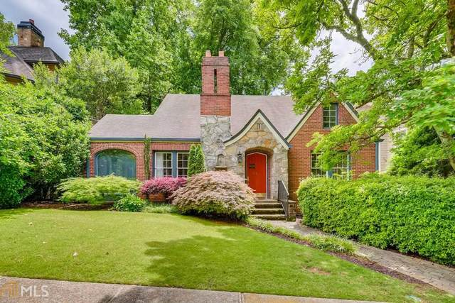 881 Glen Arden Way, Atlanta, GA 30306 (MLS #8992466) :: Athens Georgia Homes