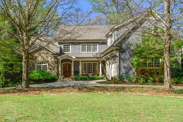 1720 Doncaster Dr, Atlanta, GA 30309 (MLS #8992680) :: Grow Local
