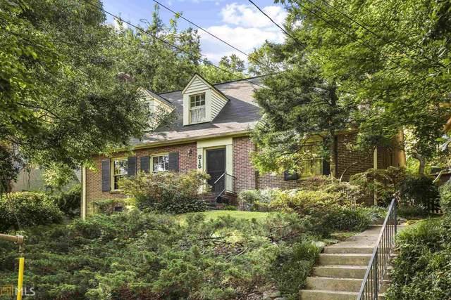 815 Crestridge Dr, Atlanta, GA 30306 (MLS #8992759) :: Athens Georgia Homes