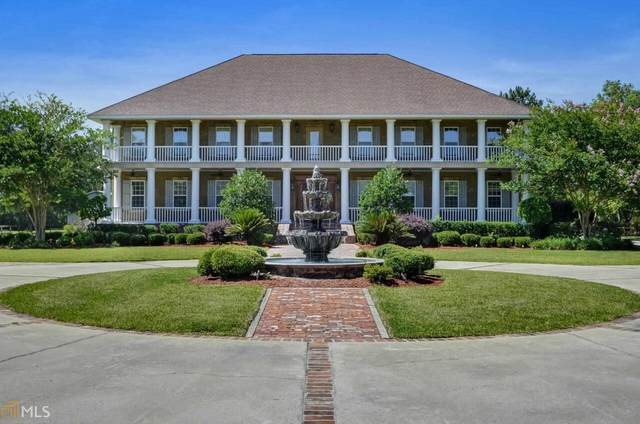 2418 Horse Stamp Church Road, Waverly, GA 31565 (MLS #8993320) :: The Realty Queen & Team