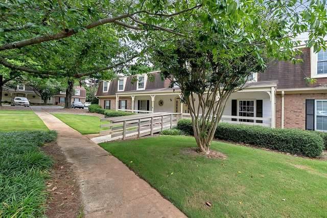 3825 Lavista Road W4, Tucker, GA 30084 (MLS #8993414) :: Houska Realty Group