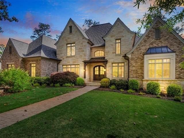 4990 Long Island Drive NW, Atlanta, GA 30327 (MLS #8993734) :: EXIT Realty Lake Country