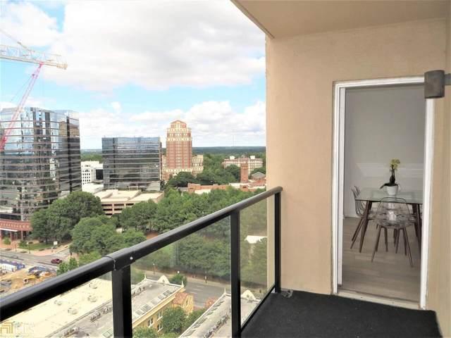 1280 W Peachtree Street NW #2303, Atlanta, GA 30309 (MLS #8993771) :: Crown Realty Group