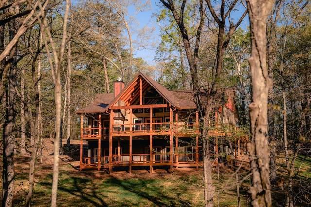 0 Toccoa Preserve Lane Lot 1, Blue Ridge, GA 30513 (MLS #8993809) :: The Heyl Group at Keller Williams