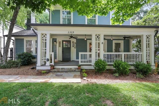 1319 Northview Ave, Atlanta, GA 30306 (MLS #8994336) :: RE/MAX Eagle Creek Realty