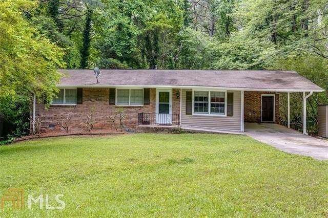971 Canyon Trl, Marietta, GA 30060 (MLS #8994341) :: Athens Georgia Homes