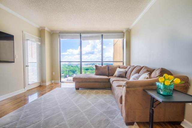 1280 W Peachtree Street NW #2504, Atlanta, GA 30309 (MLS #8994417) :: Crown Realty Group