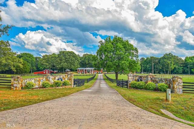 281 Ethridge Rd, Jefferson, GA 30549 (MLS #8994868) :: Buffington Real Estate Group