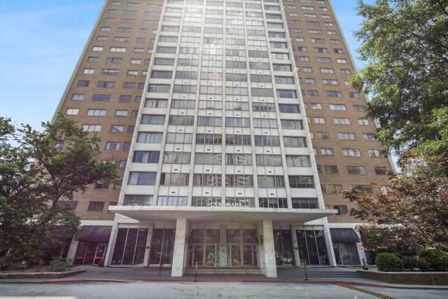215 Piedmont Avenue NE #1804, Atlanta, GA 30308 (MLS #8994920) :: Cindy's Realty Group