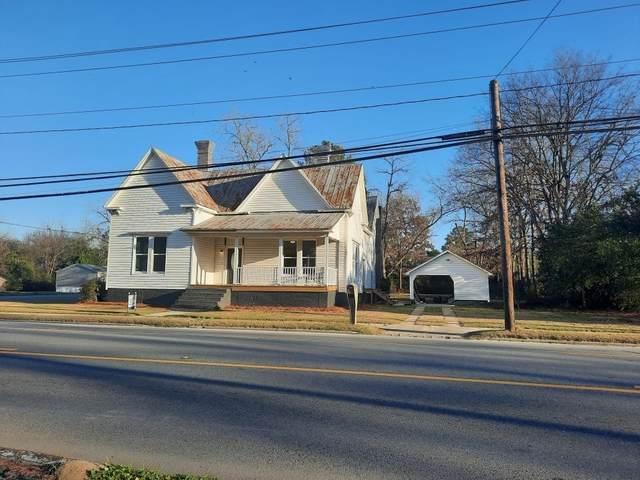 169 W Dykes Street, Cochran, GA 31014 (MLS #8995082) :: Statesboro Real Estate