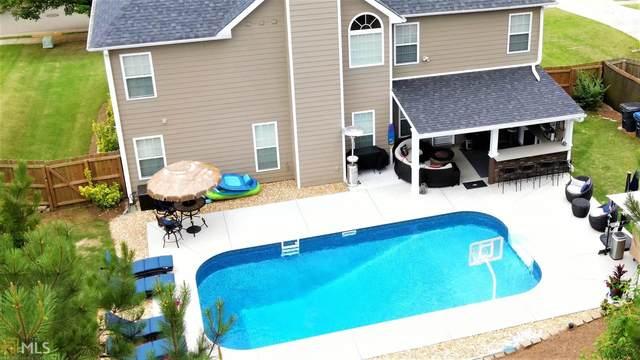 55 Grand Oak Dr, Jefferson, GA 30549 (MLS #8995093) :: RE/MAX Eagle Creek Realty