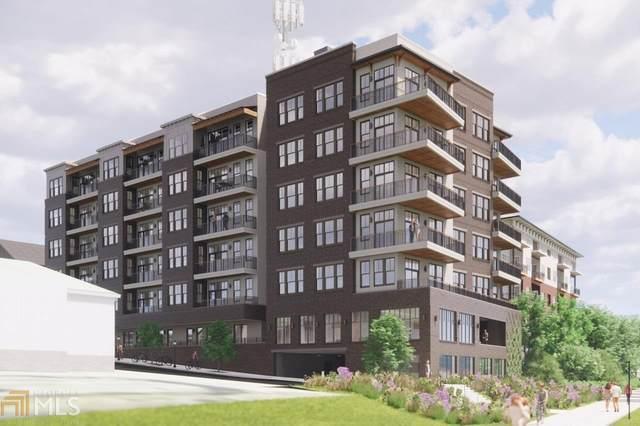 675 Drewry Street NE #601, Atlanta, GA 30306 (MLS #8995293) :: Statesboro Real Estate