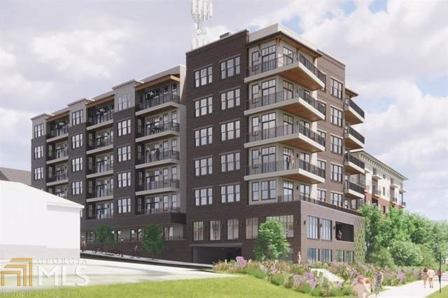 675 Drewry Street NE #406, Atlanta, GA 30306 (MLS #8995295) :: Statesboro Real Estate