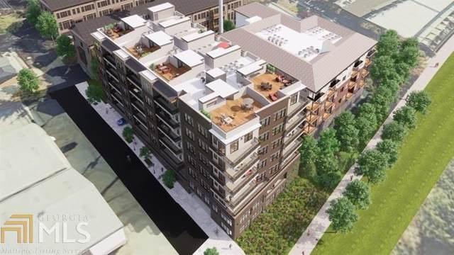 675 Drewry Street NE #302, Atlanta, GA 30306 (MLS #8995296) :: Statesboro Real Estate