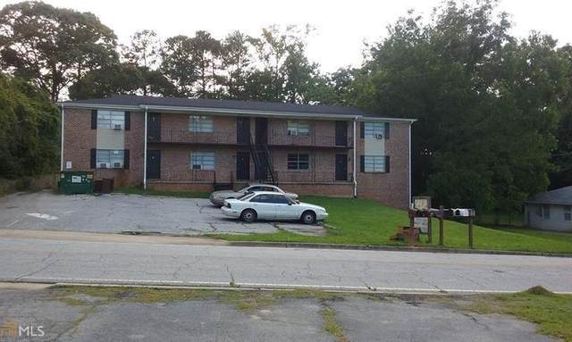 4527 Glade Road, Forest Park, GA 30297 (MLS #8995426) :: Statesboro Real Estate