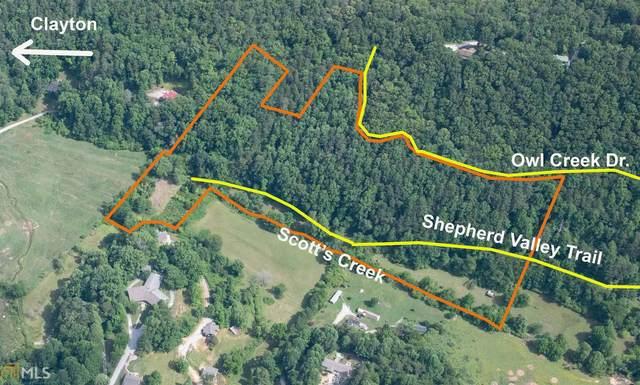 0 Shepherd Valley Trl, Clayton, GA 30525 (MLS #8996458) :: Buffington Real Estate Group