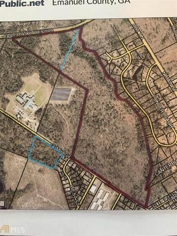 0 Fair Ground Road, Swainsboro, GA 30401 (MLS #8996491) :: Crown Realty Group