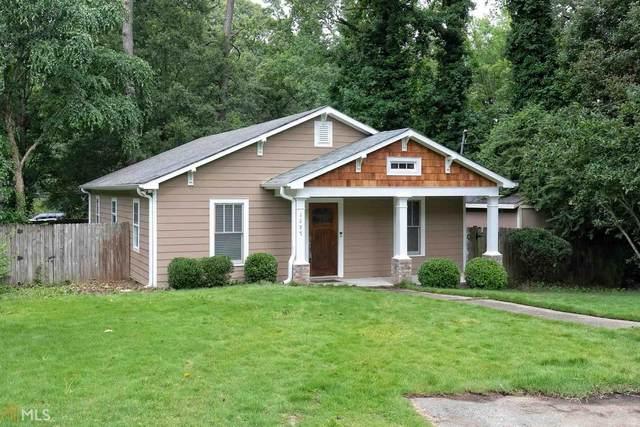 1297 Fenway Cir, Decatur, GA 30030 (MLS #8996675) :: Grow Local
