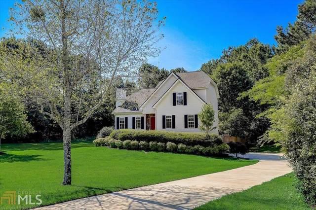100 Fair Wind Ct, Fayetteville, GA 30215 (MLS #8996929) :: Tim Stout and Associates