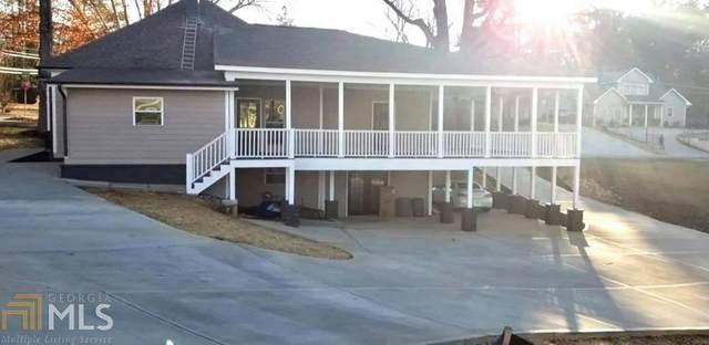 931 E Main Street, Canton, GA 30114 (MLS #8996962) :: The Heyl Group at Keller Williams