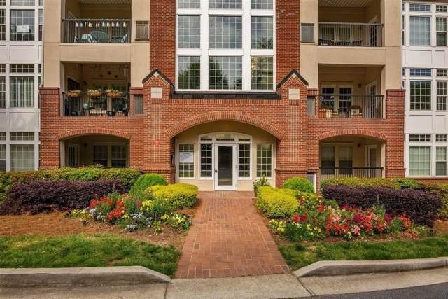 3636 Habersham Road NW #1202, Atlanta, GA 30305 (MLS #8997513) :: Rettro Group