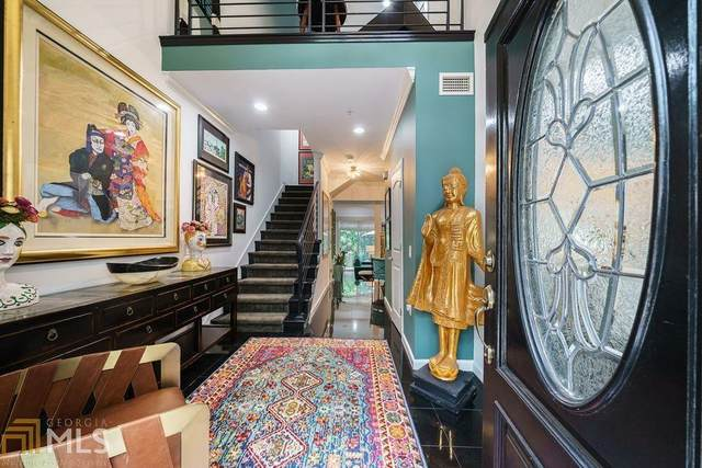 3475 Oak Valley Rd #90, Atlanta, GA 30326 (MLS #8997602) :: Scott Fine Homes at Keller Williams First Atlanta