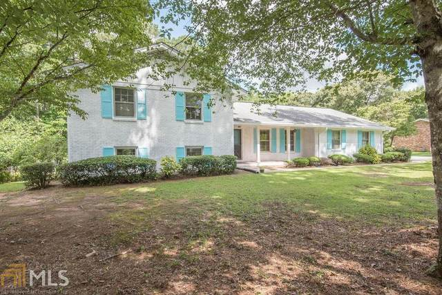 163 Hickory, Fayetteville, GA 30214 (MLS #8997854) :: Tim Stout and Associates